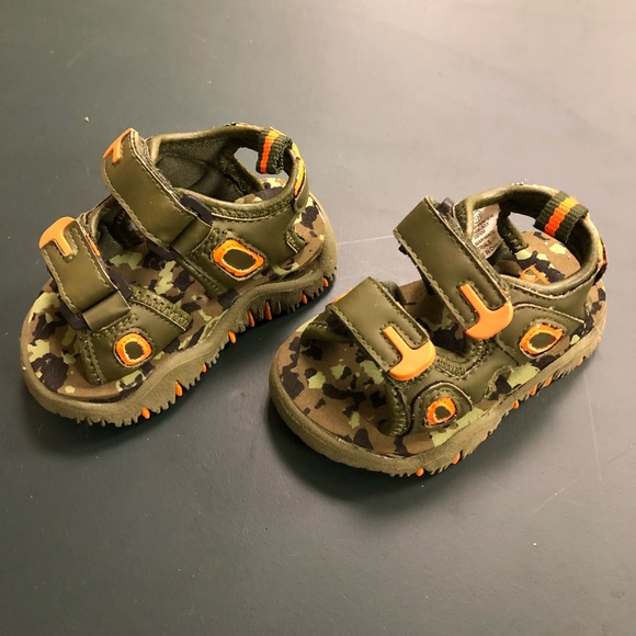 Bass Shoes | Baby Boy Sandals 5 Months